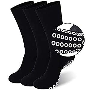 buy  Non-Skid Diabetic Crew Socks, JSPA Non Binding Top ... Diabetes Care