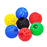 KKDUCK Hookah Silicone Silencer Diffuser Filter Mixed Colors 20pcs Per Pack.Small Size1.18Inches Premium Quality Accessories