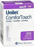 OWAT0465BX - Owen Mumford Unilet ComforTouch Lancet 30G (100 count)