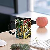Taza Desayuno Divertida Harry Potter Taza De Cafe Graciosa Taza De Te Tazas Personalizadas Taza Original Tazas Para Parejas...