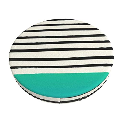 Round Bar Stools Cover,Galaxy Planet,Stretch Chair Seat Bar Stool Cover Seat Cushion Slipcovers Chair Cushion Cover Round Lift Chair Stool