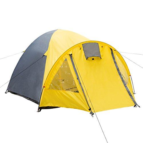 Ultrasport Tenda da Campeggio/Tenda a Cupola Arizona per 3 Persone