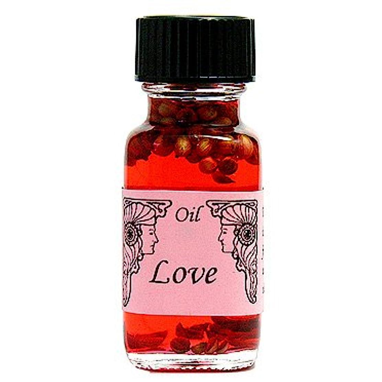 インレイ囲いモニカアンシェントメモリーオイル ラブ LOVE 15ml (Ancient Memory Oils)