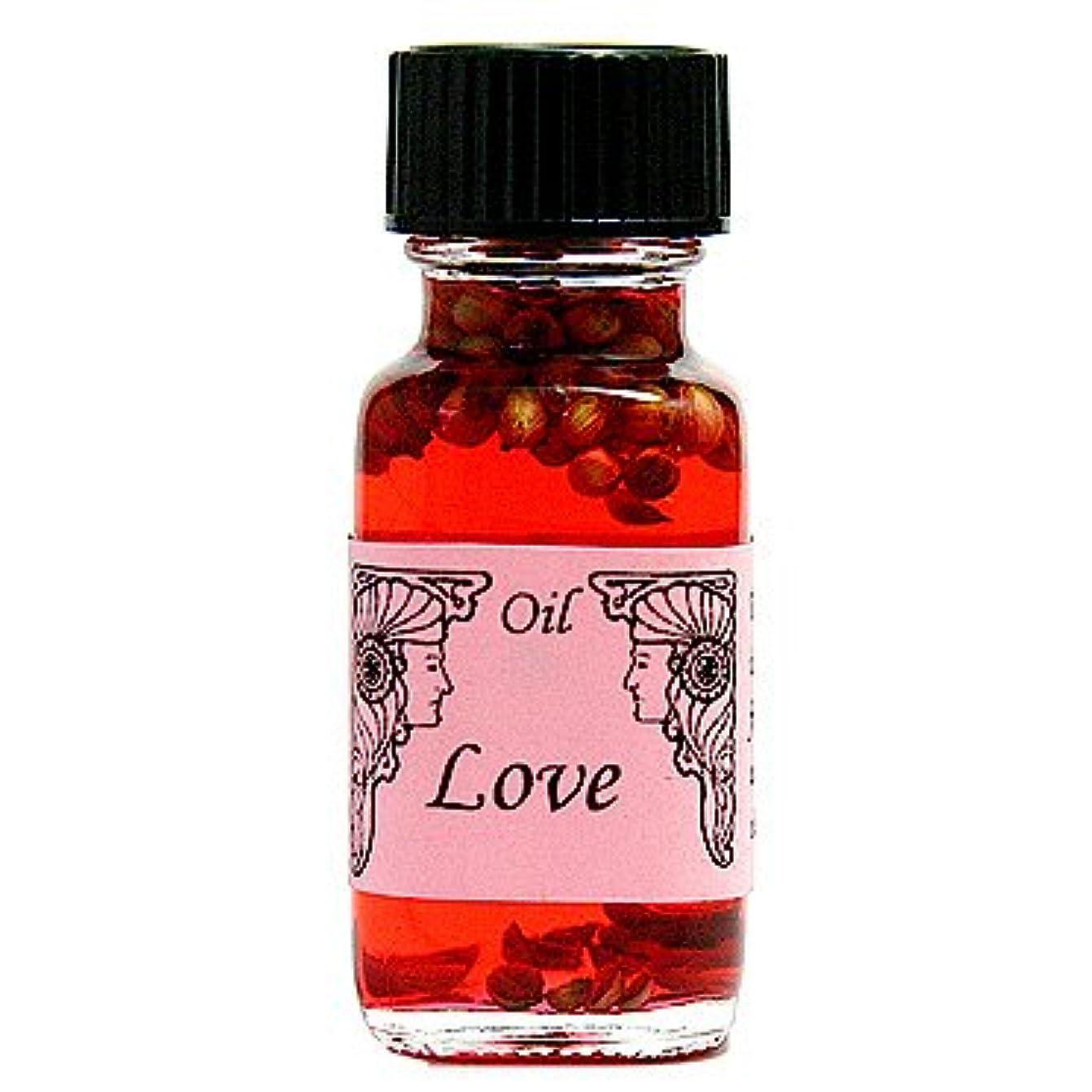 好奇心盛迅速ブラストアンシェントメモリーオイル ラブ LOVE 15ml (Ancient Memory Oils)