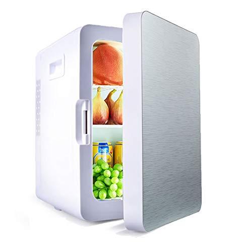 Raxinbang Mini Fridges 20 litros De Doble Uso for Automóviles Refrigerador Grande for Automóviles Tridimensional Enfriamiento Rápido Longitud De Línea 1.8M Calefacción Y Refrigeración Multiuso
