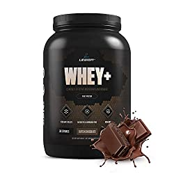 100% NATURAL WHEY PROTEIN POWDER ISOLATE. Whey+ is a naturally sweetened and flavored whey protein isolate with 22 grams of protein per serving and little or no carbohydrate or fat. COMES FROM WORLD-FAMOUS IRISH DAIRY FARMS. Whey+ is grassfed whey pr...