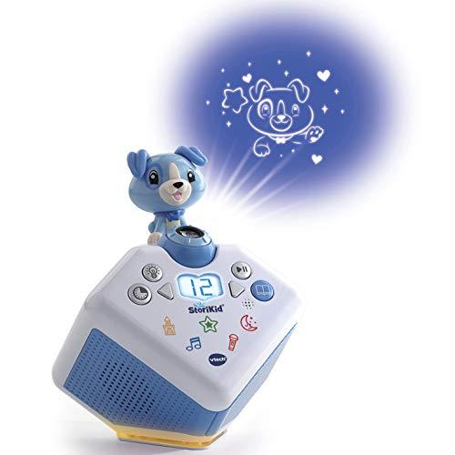 VTECH- STORI Kid Dispositif projecteur, contes, chansons et mélodies, couleur (3480-608077) - version Espagnole