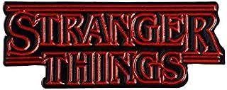 gamme exceptionnelle de styles et de couleurs Pré-commander Vente chaude 2019 Amazon.fr : Stranger Things - Broches et pin's / Bijoux ...