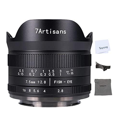 7artisans -   7.5mm F2.8 Ii Aps-C