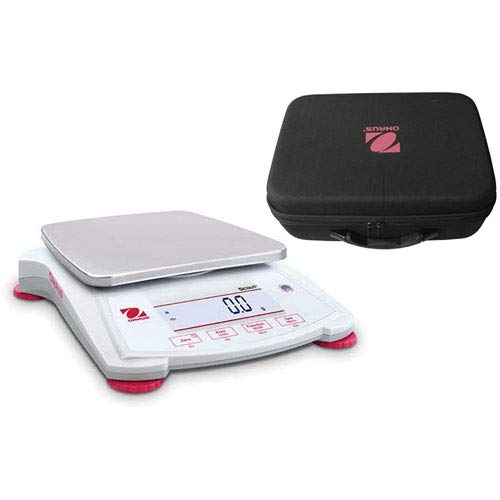 Ohaus Scout SPX2201 Luxury Portable Balance 2200 x with 0.1g C Carrying Classic