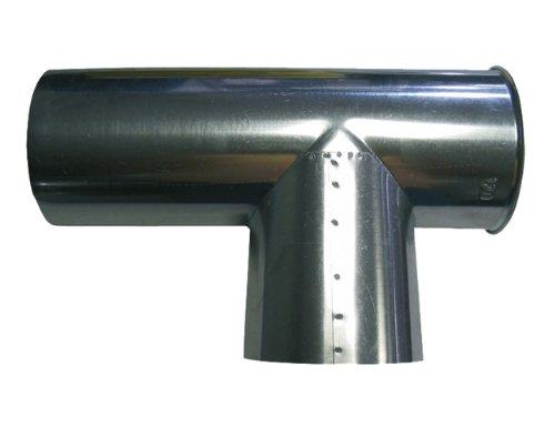Rewwer-Tec 331855/ 031010 Kapselknie Fal 30 cm lang, 120 mm Durchmesser