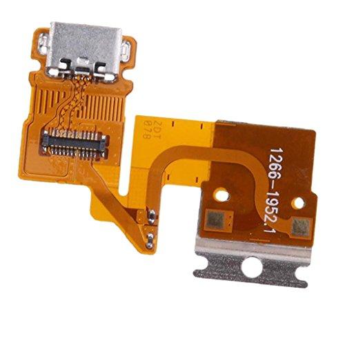 IPOTCH Connettore di Ricarica USB da 1 Pezzo Porta Smartphone per Xperia Tablet Z SGP311