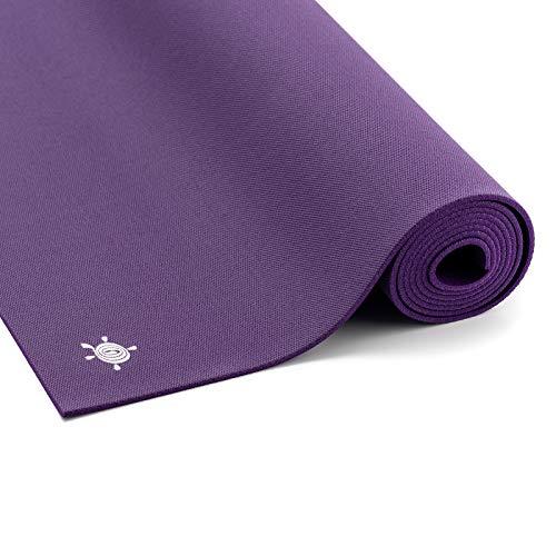 Kurma Grip Lite Yogamatte, Premium-Qualität, 4,2 mm, leicht, extra breit, rundum zuverlässig, rutschfester Griff mit weicher Haptik