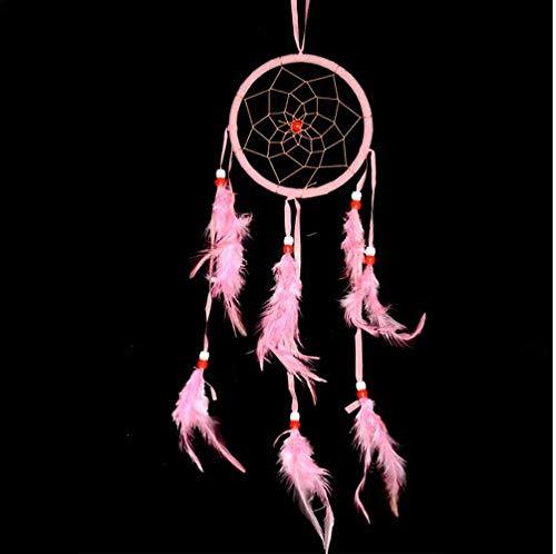 CYZZ Dream Net slinger Bell verjaardag Valentijnsdagcadeau auto veer hanger windspel