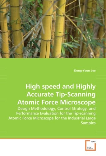 High speed and Highly Accurate Tip-Scanning Atomic Force Microscope