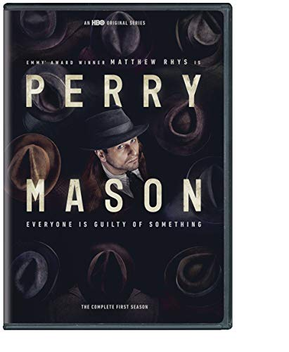 Perry Mason: The Complete First Season (DVD)