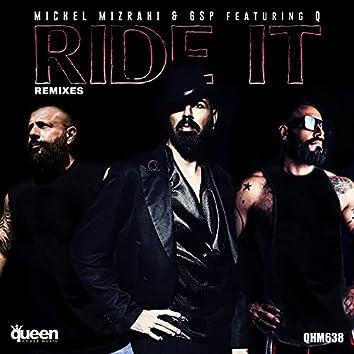 Ride It (Remixes)