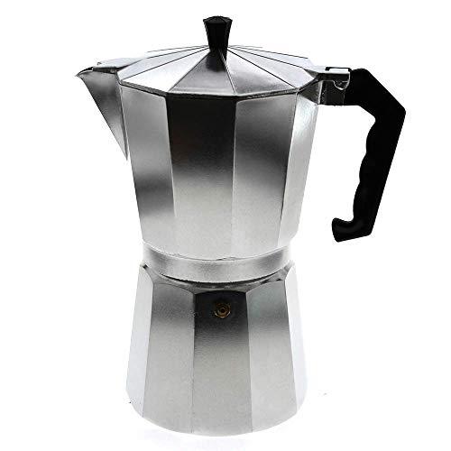 iTrend Coffee Maker 12 Cup – Stove Top Espresso maker - 700ml