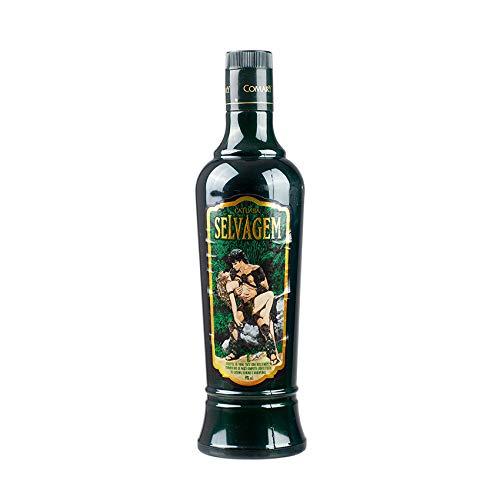 Bebida alcohólica con extracto de Catuaba, 14% vol, bottle 1 l. - Catuaba Selvagem COMARY, 14% vol, 1 l