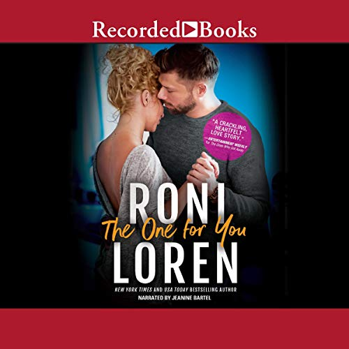 The One for You audiobook cover art