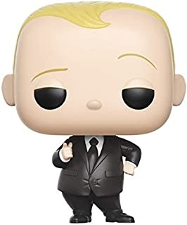 Funko POP Movies: Boss Baby (Suit) Toy Figures
