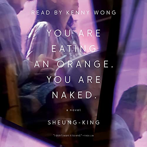You Are Eating an Orange. You Are Naked. cover art