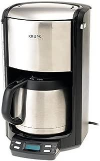 krups fmf5 coffee maker problems
