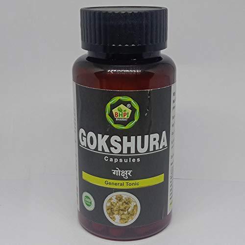 BHPI Bharat Gokshura 60 Capsules General Tonic Pack of 2