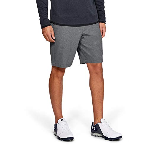 Under Armour Men's Showdown Vented Golf Shorts, Pitch Gray (012)/Pitch Gray, 36