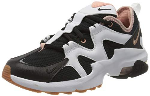Nike Damen AIR MAX GRAVITON Sneaker, Schwarz (Black/MTLC Red Bronze-Coral St 106), 42.5 EU