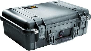 Pelican 1500 - Case 16.75X11.18X6.12In Blk No Fm