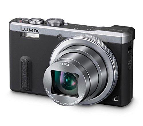 PANASONIC DMC-TZ60/TZ61 EF-K - silber - Digitalkamera