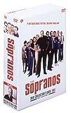 ザ・ソプラノズ 2つのファミリーを持つ男 DVDコレクターズBOX1 Vol.1-3[DVD]