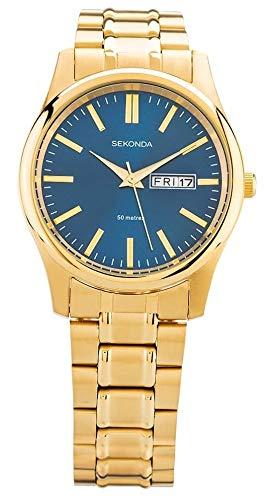 Sekonda 1824 Reloj analógico clásico para hombre