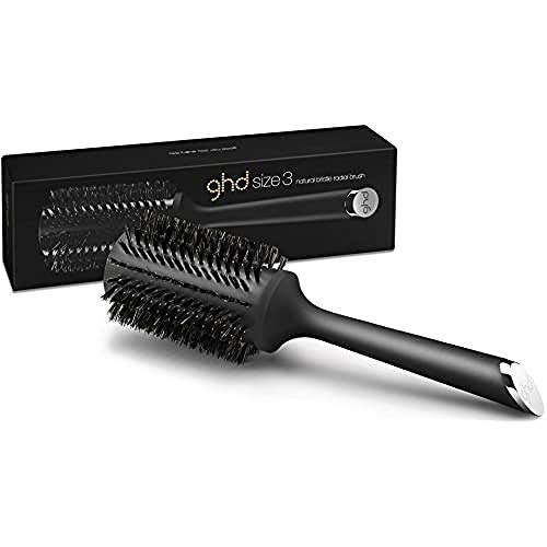 Ghd Natural Bristle Radial Brush Size 3 44 Mm 1 Unidad 100 g