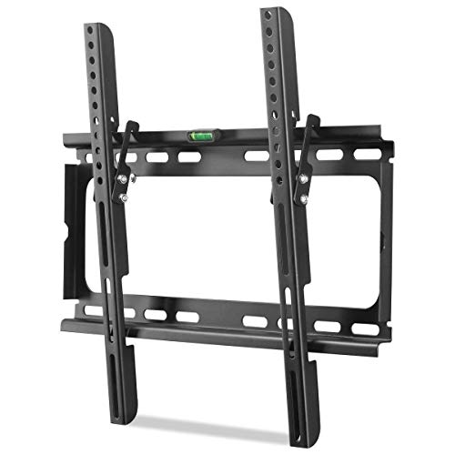 Soporte De Montaje En Pared para TV Inclinable para Televisores De 26-55', Incluyendo Pantallas Planas De LED, LCD Y Plasma hasta VESA 400x400mm Y 46kg Suptek MT4204