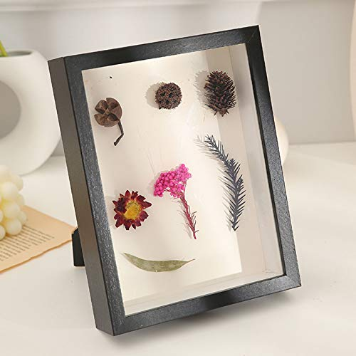 Shadow Box Frame For Awards Medals Photos,DIY 3D Display Stand Box,Shadow Box Display Case,Specimen Display Frame,Memorabilia Awards Medals Photos Memory Box,Gifts For Craft Lovers,walnut