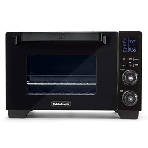 Proctor Silex 4 Slice White Toaster Oven Manual Control Broil Auto Shut Off