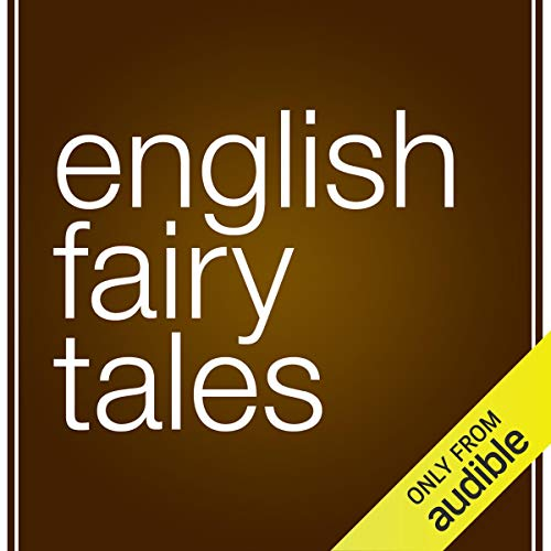 English Fairy Tales cover art