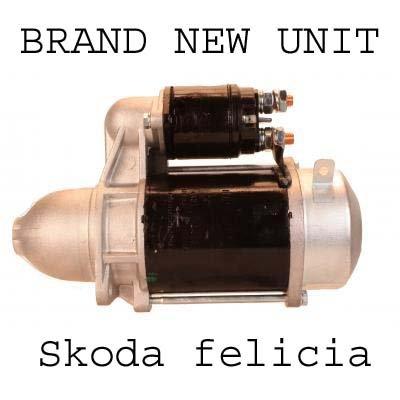 Skoda Felicia MK2 1.3 1.6 Hatchback 1998 1999-2001 Démarreur