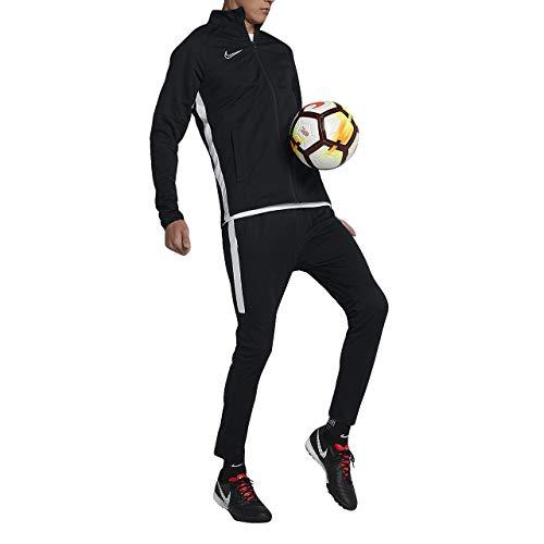 Nike Men's Tracksuit (AO0054-010_Black/White/White_XX-Large)