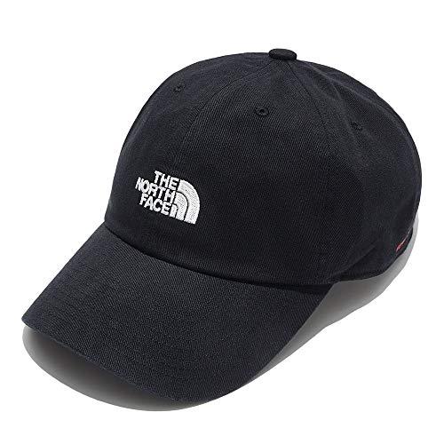 (ザ・ノースフェイス) THE NORTH FACE TNF LOGO SOFT CAP NE3CL01A ブラック 帽子 キャップ [並行輸入品]