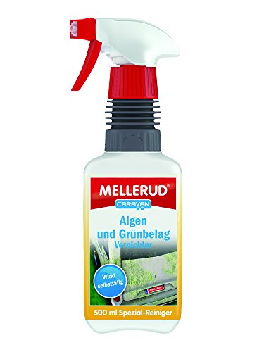 MELLERUD CARAVAN 2020017019 Algen und Grünbelag Vernichter 0.5 Liter