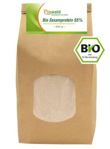 BIO Sesamprotein - 500g Nachfüllpack
