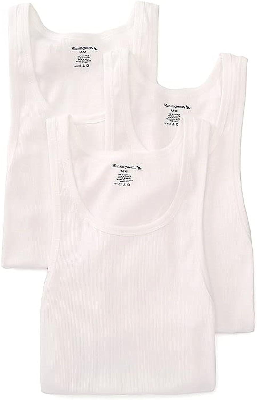 Munsingwear Men Athletic Shirt 3 Pack mw40-3