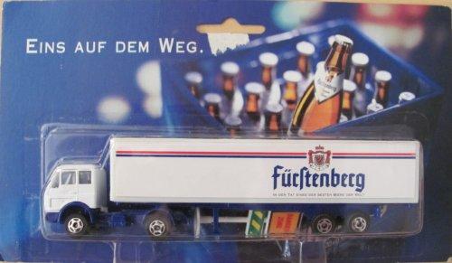 Fürstenberg Nr.02 - Eins auf den Weg - MB NG80 - Sattelzug