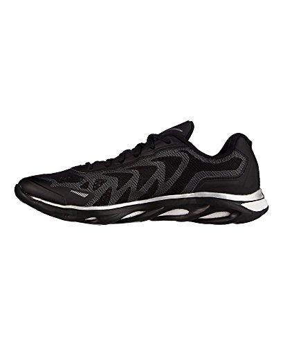 Under Armour Mens UA Spine Venom 2 Running Shoes 11.5 Black