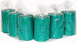 Quality Chemical Poopy Pouch Doggy Poo Bag (SD-6-400) 6 Rolls of 400 Bags. 2,400 Bags