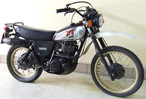 YAMAHA XT 500 ENDURO 1980 COME NUOVA ASI