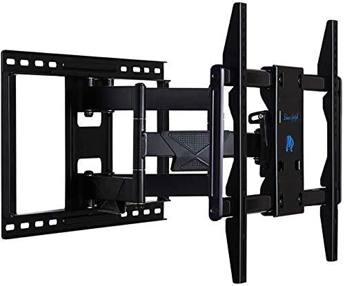 WJJ Soporte TV Pared Soporte TV Soporte de exhibición de TV mostrador telescópico Universal de Montaje en Pared giratoria Soporte LCD